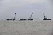 Thu hồi giấy phép đầu tư dự án thông luồng và tận thu cát cửa biển Tư Hiền