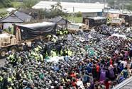 Hàn Quốc: Phản đối THAAD, hàng chục người bị thương