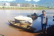 Cá tiếp tục chết trên sông Cu Đê