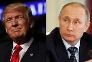 Ông Donald Trump lên kế hoạch gặp ông Putin ở Iceland
