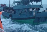 Tàu Đài Loan bắn bị thương ngư dân Trung Quốc
