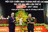 Ông Nguyễn Văn Chương tái đắc cử Chủ tịch Hội Cựu chiến binh TP HCM