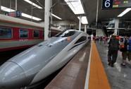 Trung Quốc tố nước ngoài ăn cắp công nghệ tàu siêu tốc