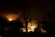 Cháy rừng ở California: Cứ như bị tấn công hạt nhân