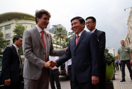 Thủ tướng Canada: TP HCM có nhiều cơ hội phát triển
