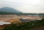 Xây cơ sở chế biến gỗ gần nguồn nước