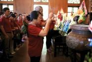 Cán bộ Công đoàn, CNVC-LĐ tiêu biểu TP HCM báo công dâng Bác