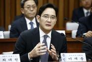 """""""Thái tử Samsung"""" Lee Jae-yong"""