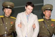 """Bác sĩ Mỹ """"nổ não"""" vì bệnh của sinh viên Mỹ về từ Triều Tiên"""