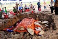 Phát hiện ngôi mộ cổ nghi của vị Quận Công Thế kỷ XI