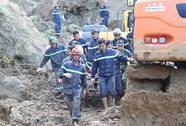 Lở đất vùi lấp 18 người: Nghiên cứu dùng mìn phá đá tìm nạn nhân