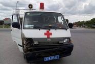 Va chạm, tài xế xe BV Tâm thần cầm dao rượt chém tài xế xe tải