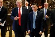 Ông Trump khen tỉ phú Jack Ma là doanh nhân vĩ đại