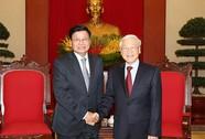 Tích cực triển khai các Tuyên bố Việt - Lào