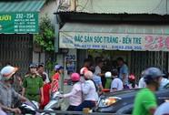 Thông tin mới vụ chủ tiệm bánh Pía bị bắn chết ở TP HCM
