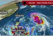 Đến lượt Trung Quốc chạy trốn siêu bão
