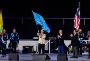 Lễ nhận cờ đăng cai đơn giản của Philippines