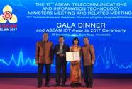 Phần mềm ngân hàng Việt chinh phục ASEAN ICT Awards