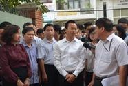 Dân viết tâm thư lên Facebook, Bí thư Đà Nẵng đi thực tế