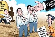 UBND huyện Tam Nông bị kiện vì xù tiền thưởng