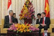 Mời gọi Singapore đầu tư mạnh vào TP HCM