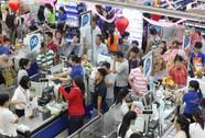Chợ, siêu thị cùng giữ giá
