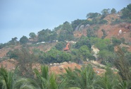 Phá rừng Sơn Trà làm khu nghỉ dưỡng
