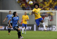 Chờ Brazil lấy vé đầu tiên đến World Cup