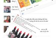 Bát nháo mỹ phẩm trên mạng