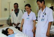 Cứu sống mẹ con sản phụ mang thai ngoài tử cung cực hiếm