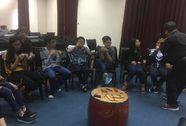 GS-TS Trần Quang Hải về nước dạy kèn môi và gõ muỗng