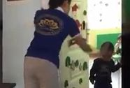 Mạnh tay xử lý việc bạo hành trẻ mầm non