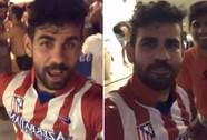 Costa mặc áo Atletico, chọc tức Conte