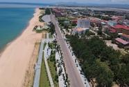 CLIP: Cận cảnh đường đi bộ Phú Yên dài 1km giá 68,5 tỉ đồng