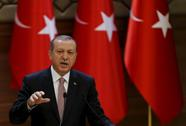 """Thổ Nhĩ Kỳ bắt đầu """"kiềm chế"""" lực lượng người Kurd ở Syria"""