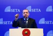"""TT Erdogan cáo buộc Đức có """"hành động phát xít"""""""