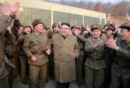 """Triều Tiên tuyên bố không ngán """"nước Mỹ của Donald Trump"""""""