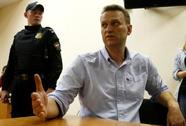 Nga: Phạm luật biểu tình, thủ lĩnh đối lập Navalny lại ngồi tù
