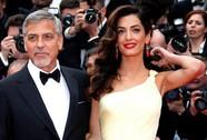 "George Clooney bị vợ ""cấm cung"""