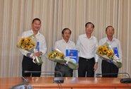 TP HCM: Quận 2, huyện Bình Chánh có chủ tịch mới