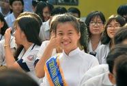 Rạng rỡ nụ cười ngày khai giảng
