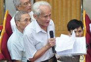 Tướng Nguyễn Quốc Thước nói về việc kỷ luật ông Nguyễn Xuân Anh
