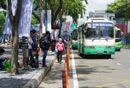 Bắt đầu dời trạm xe buýt lâu đời nhất Sài Gòn