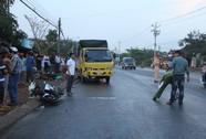 Tai nạn trên QL20 làm 1 người chết, 2 người bị thương nặng