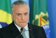 Tổng thống Brazil bị tố cầm đầu đường dây vòi tiền doanh nghiệp