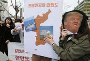Ông Trump liên tục làm mất lòng Hàn Quốc