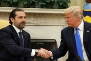 Trung Đông thích Tổng thống Donald Trump