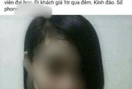 Nữ sinh bị tung hình lên mạng làm gái gọi