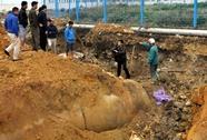 Đất sạt lở đè chết một công nhân