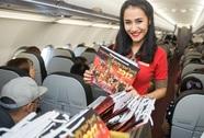 Bất ngờ thú vị trên những chuyến bay chào năm mới của Vietjet